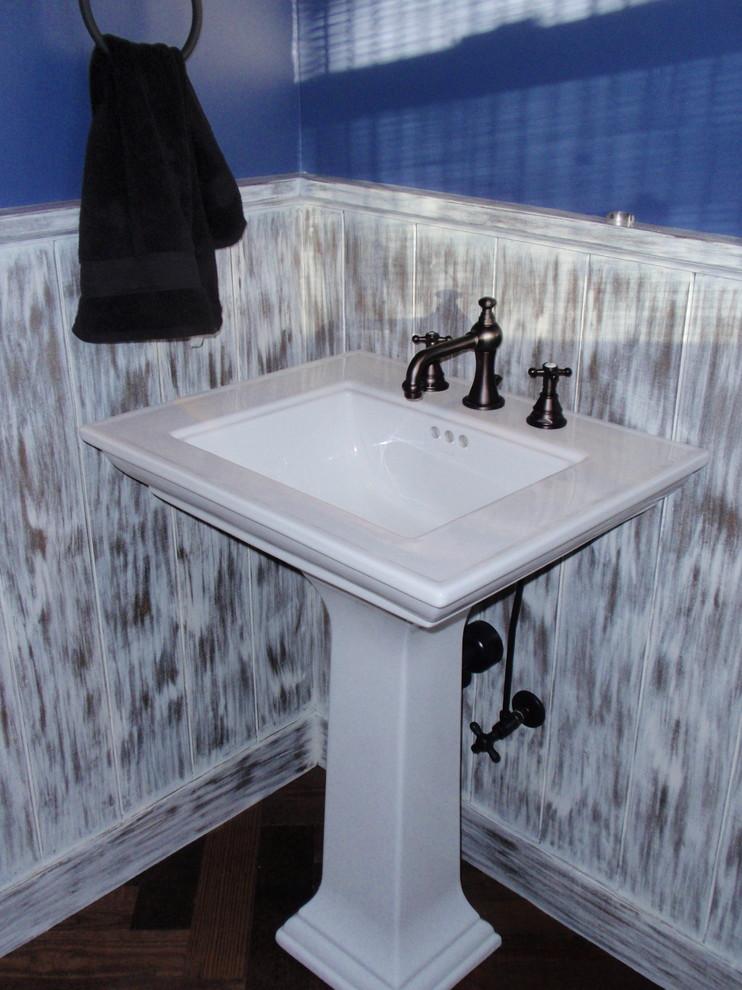 1/2 Bath Remodel - Traditional - Bathroom - Denver - by ...
