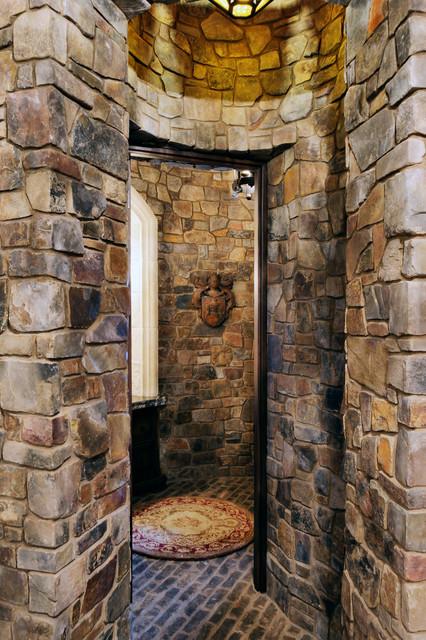 1. Old World Estate traditional-bathroom