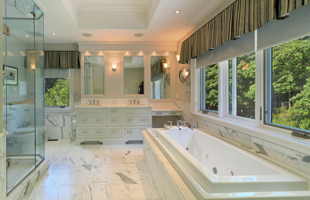 100 Ensuites to Inspire traditional-bathroom