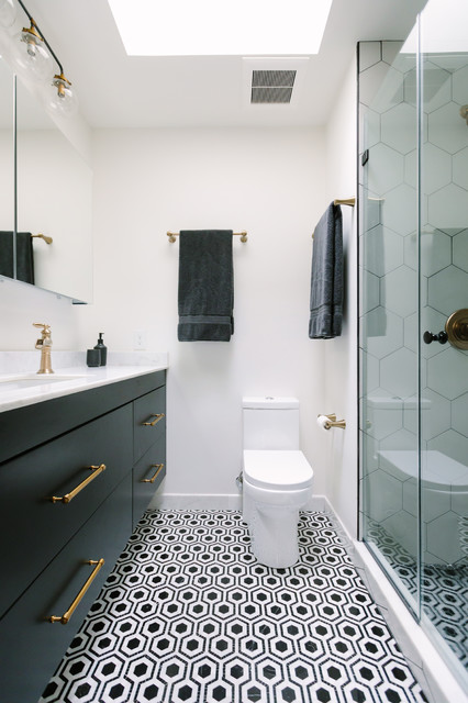 Brass Bathroom Fixtures Ideas