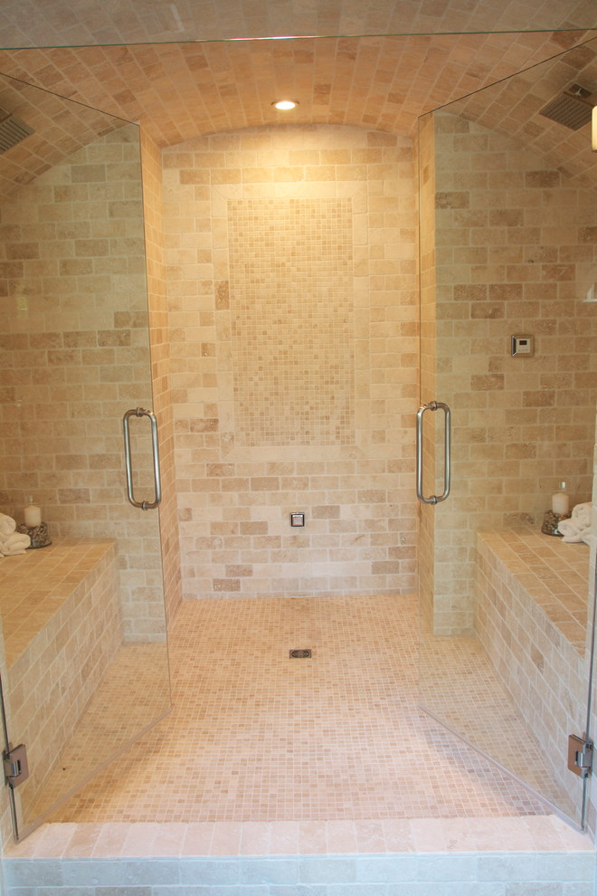 11 Hawk's Landing, Priddis, AB - Contemporary - Bathroom ...