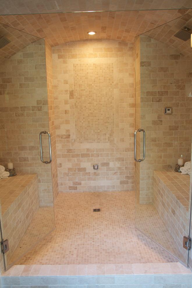 11 Hawk's Landing, Priddis, AB - Traditional - Bathroom ...