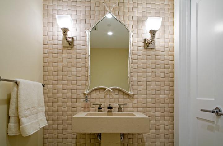 110 Westminster Standard Powder room Design