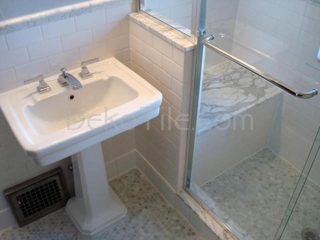 112 Year Old Bathroom traditional-bathroom