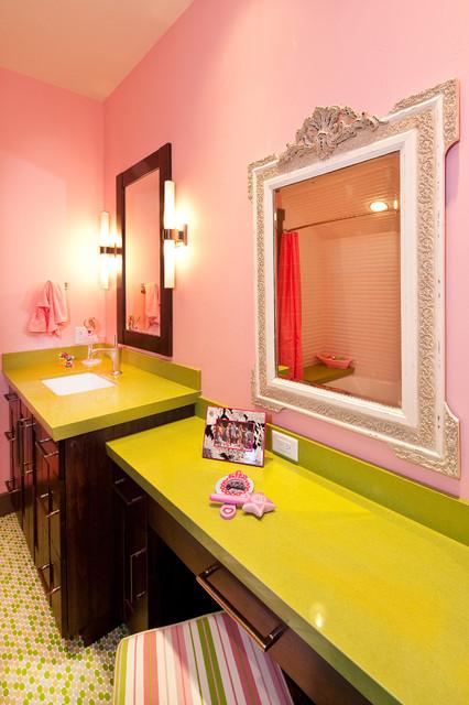 1189 cottonwood lane - remodel eclectic-bathroom