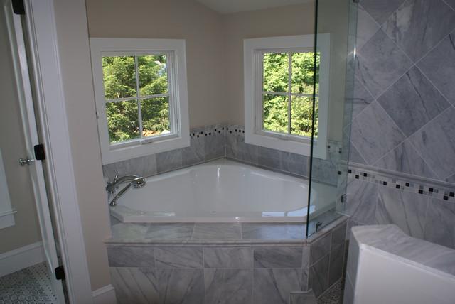11th St #1 traditional-bathroom