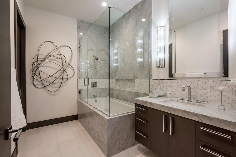 1210 Macdonald Ranch Contemporary Bathroom Las Vegas By Luxury Designer