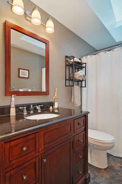 12110 42nd Dr SE ~ Everett, WA traditional-bathroom