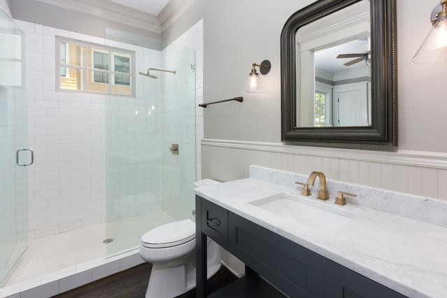 122 W Hill Traditional Bathroom Atlanta By Thrive