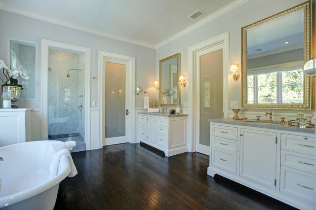 124 n gunston classique chic salle de bain los angeles par bruno abisror sothebys. Black Bedroom Furniture Sets. Home Design Ideas