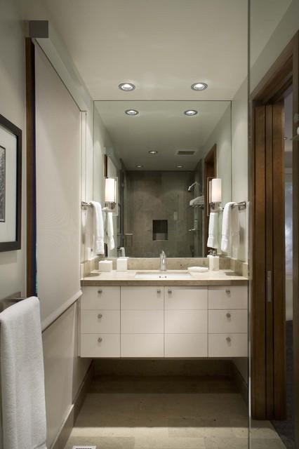1305 Ranch contemporary-bathroom