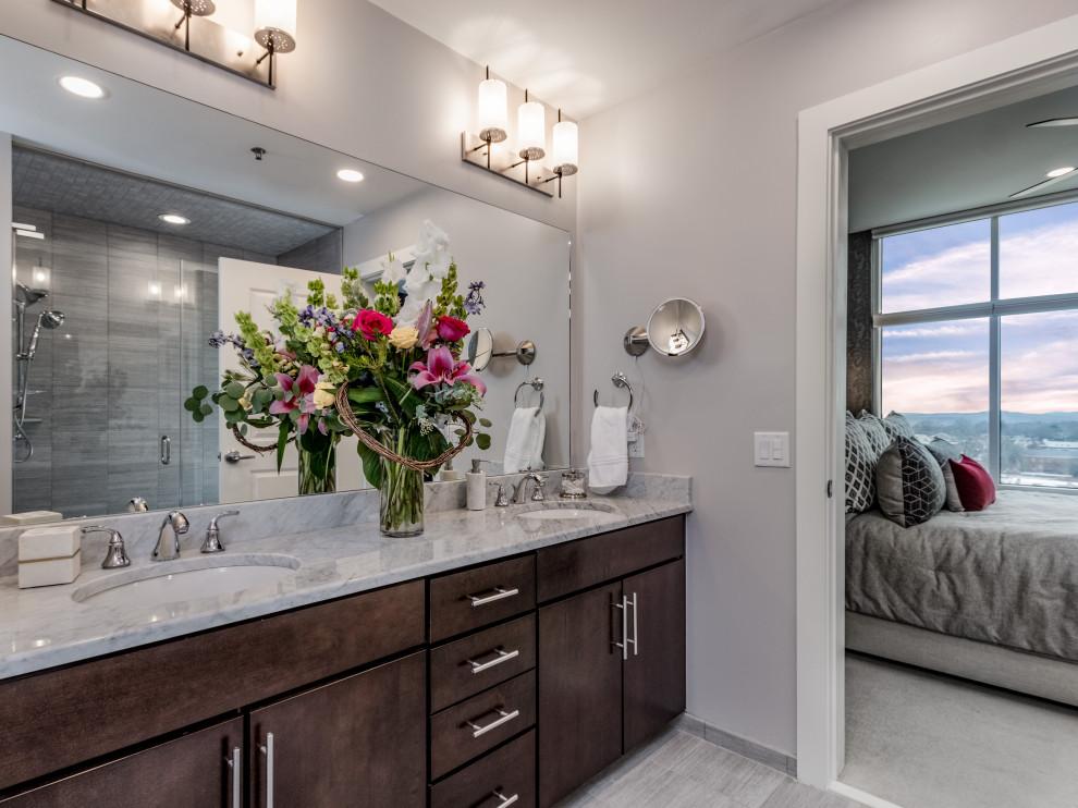 140 W Frankin - Transitional - Bathroom - Raleigh - by ...