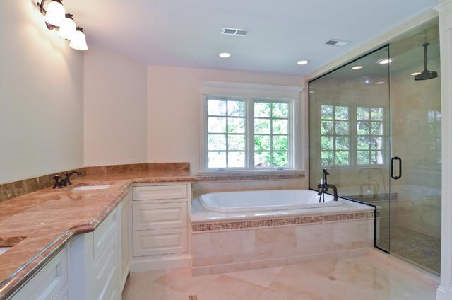1417 Canterbury Ln, Glenview IL traditional-bathroom