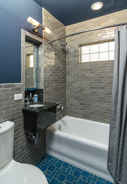 14th ave craftsman bathroom by structural dimensions for 14th avenue salon
