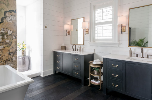 fixer upper bathrooms