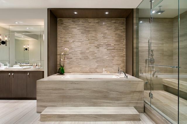 1500 ocean drive penthouse contemporary bathroom for Bathroom designs miami