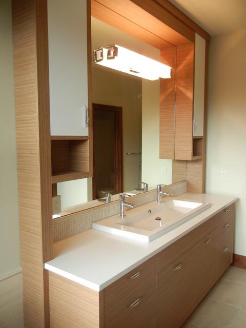 16th Street B contemporary-bathroom