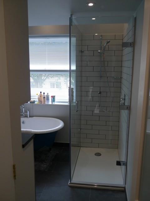 brighton road  modern  bathroom  london  by ocean bathrooms, Home design