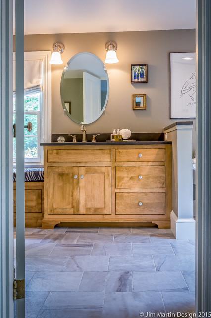 1800 39 s house master bath remodel transitional bathroom for 1800s bathroom decor