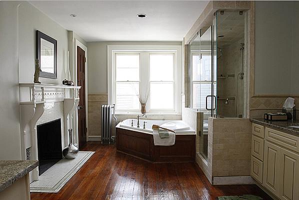 18XX Pine Street traditional-bathroom