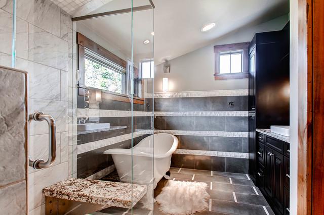 19 Peak Eight Circle rustic-bathroom