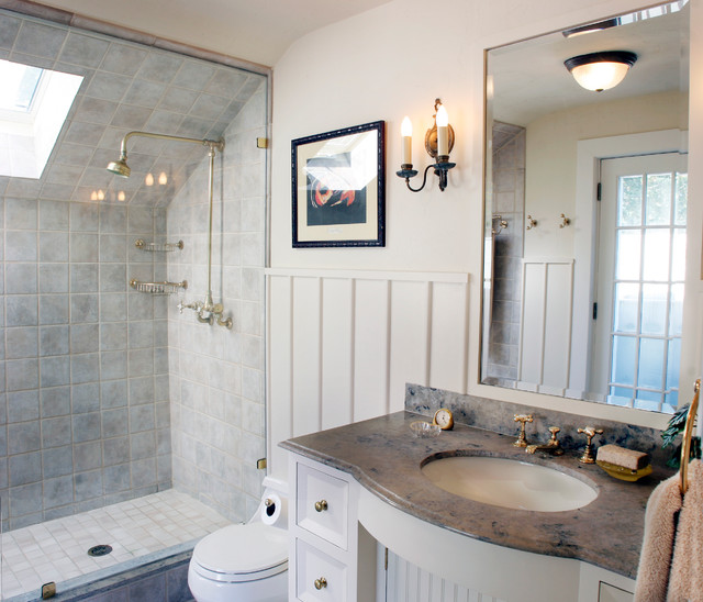 1910 shingled residence southampton Bathroom design jobs southampton