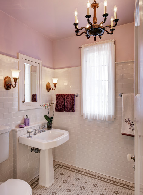 1920 39 s bathroom remodel traditional bathroom for Bathroom ideas 1920 s