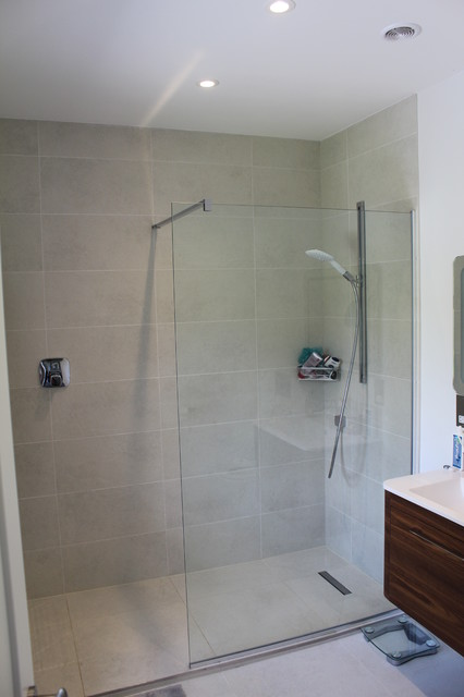 1920 39 S Property Refurbishment Hertfordshire Master En Suite Contemporary Bathroom Other