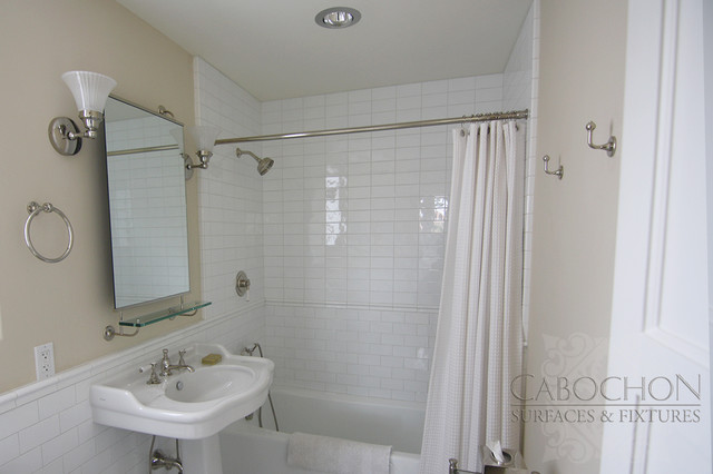 Traditional bathroom san diego by cabochon surfaces amp fixtures
