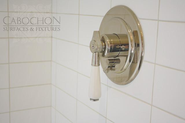1920's Thomas Shepard Renovation, La Jolla traditional-bathroom