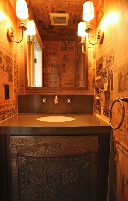 1920 San Francisco Remodel Traditional Bathroom San Francisco By Artistic Designs For
