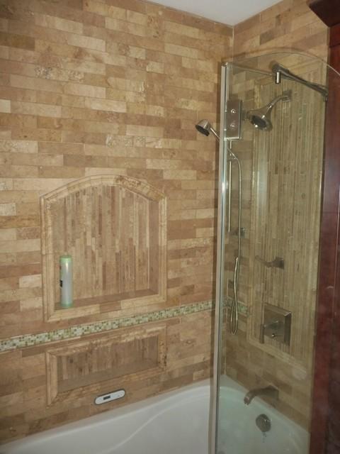 1930's Bath Remodel traditional-bathroom