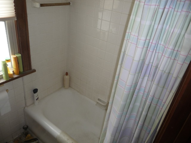 1930 39 s bath remodel traditional bathroom chicago for Bathroom ideas 1930s semi