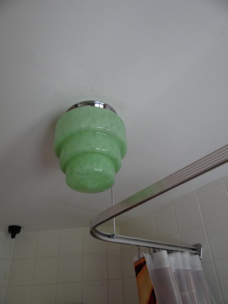 1930s Art Deco Bathroom Midcentury