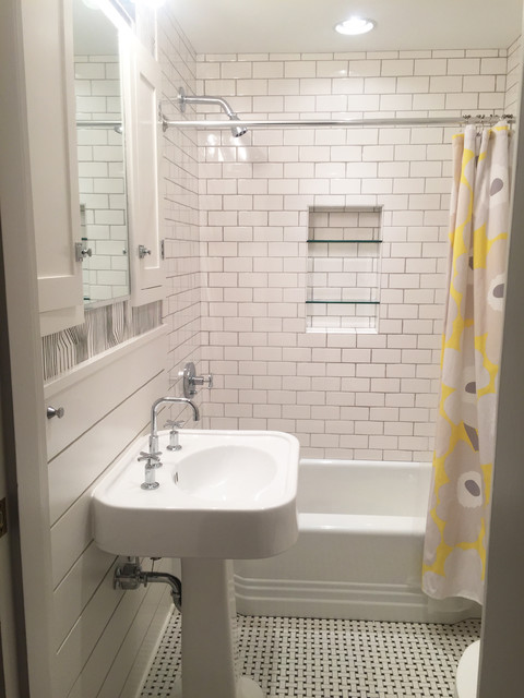 1940 39 s bathroom remodel contemporary bathroom dc for Bathroom ideas 1940
