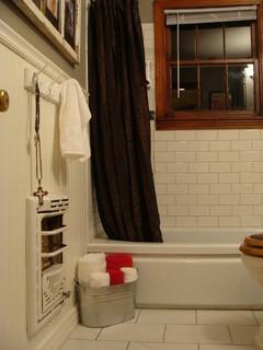1940 S Bungalow Bathroom Farmhouse Western Style