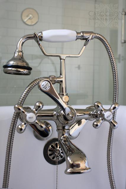 1940 39 S Traditionally Spanish La Jolla Traditional Bathroom San Diego By Cabochon