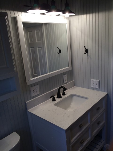 1950 39 s bathroom remodel country bathroom richmond for Bathroom ideas 1950s