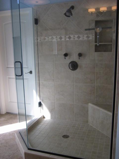 1980 S Ranch Home Master Bath Remodel