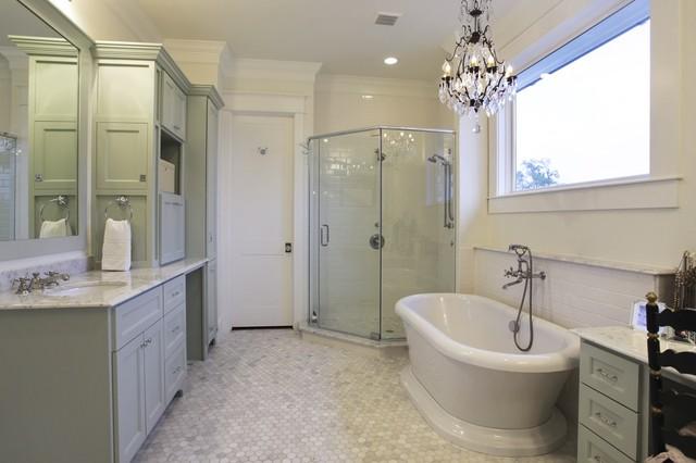 19th traditional bathroom houston by ridgewater shelves for bathroom pics shelving for bathroom walls