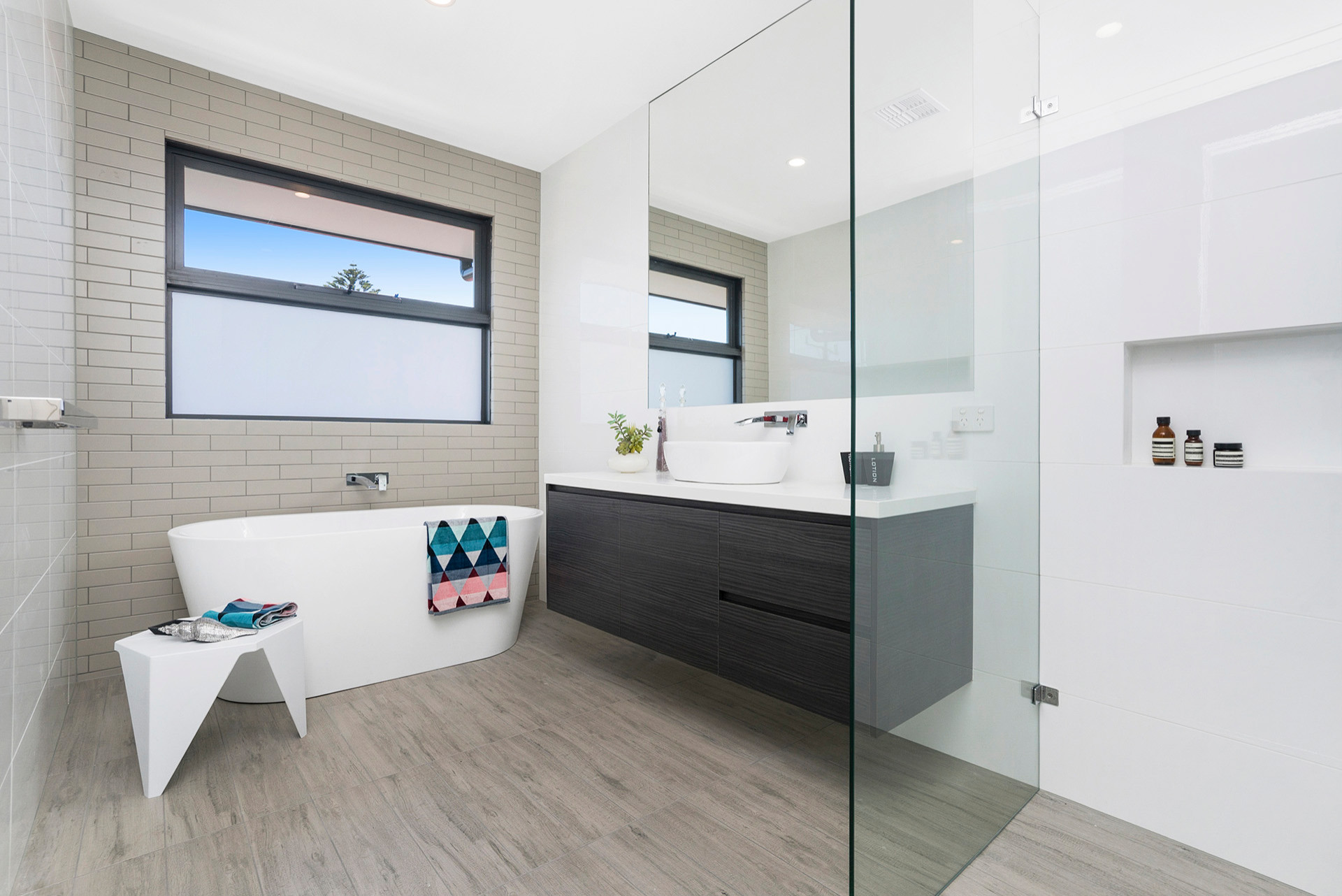 2 Modern Contemporary Townhouses