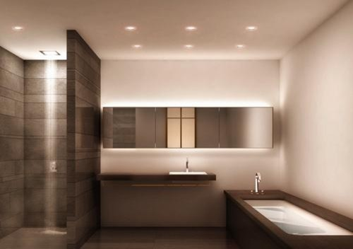 20 pine the collection design by armani casa for Bathroom remodel under 5k