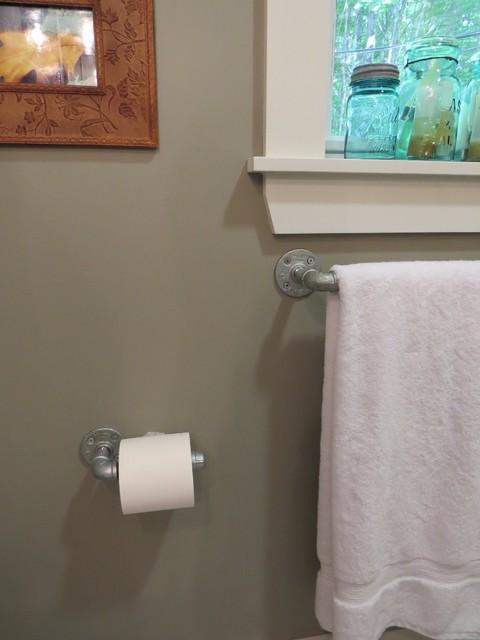 20 Trenton - 1st Floor Bath Remodel eclectic-bathroom