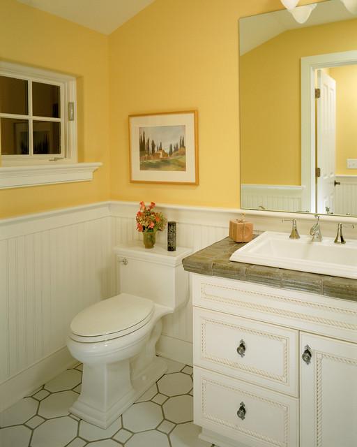 2001 Showcase traditional-bathroom