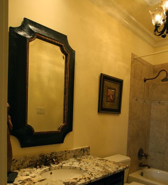 2007 Showcase Home traditional-bathroom