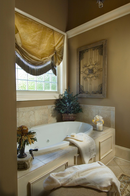 2007 southern living showcase home mediterranean bathroom other metro by dillard jones. Black Bedroom Furniture Sets. Home Design Ideas
