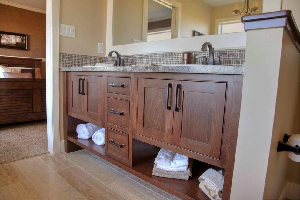 2010 Showhome - Traditional - Bathroom - Calgary - by ...