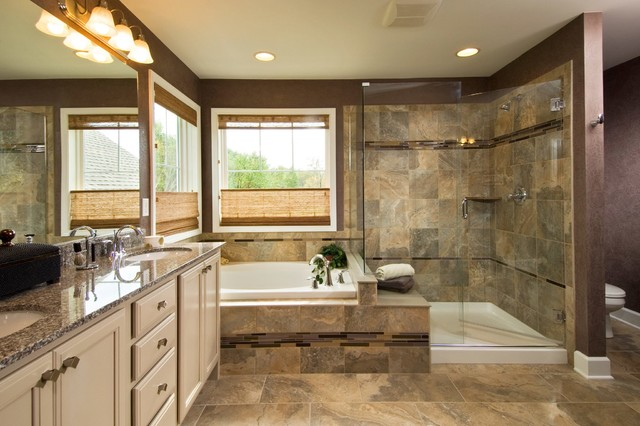 2011 Showcase Of Homes Traditional Bathroom Other