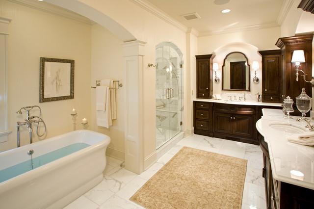 2011 Spring Dream Home - Merilane traditional-bathroom