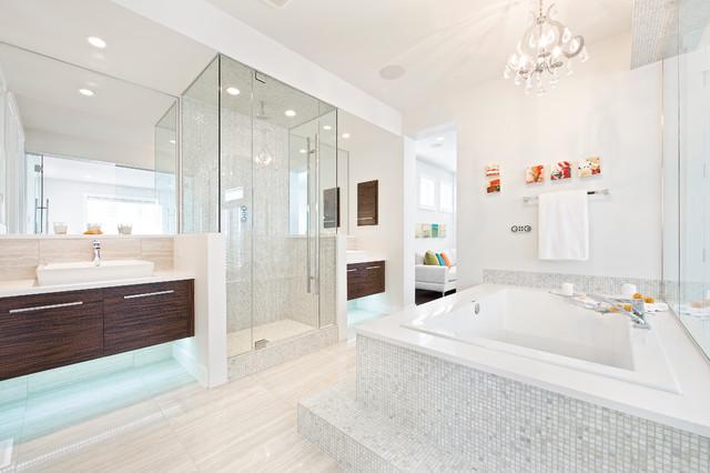 2011 stampede dream home contemporary bathroom - Dream Bathroom Pictures
